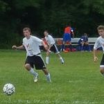 Soccer Loses Opening Game 2-1