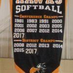 Softball DH Sweep – Earns Conference Championship!!