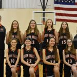 JV Girls Finish Season 12-1