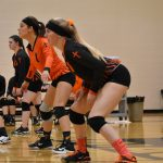 Girls Varsity Volleyball beats Inter-City Baptist 3 – 0