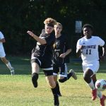 Boys Varsity Soccer beats Novi Christian Academy 2 – 0