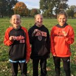 Cross Country Team Qualifies 3 for State