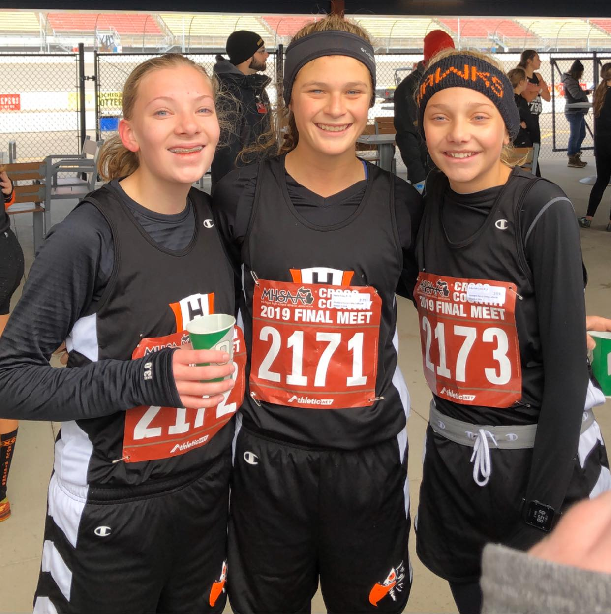 Erika VanLoton Finishes 7th at State Cross Country Finals