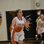 Girls Varsity Basketball falls to Oakland Christian 38 – 36