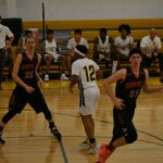 Boys Varsity Basketball beats Roeper 54 – 44