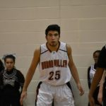 Boys Varsity Basketball falls to Whitmore Lake 77 – 66