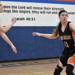 Girls Varsity Basketball beats Charyl Stockwell Preparatory Academy 49 – 10