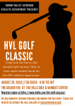 HVL Golf Classic  August 29th, 2020 – Register Today!