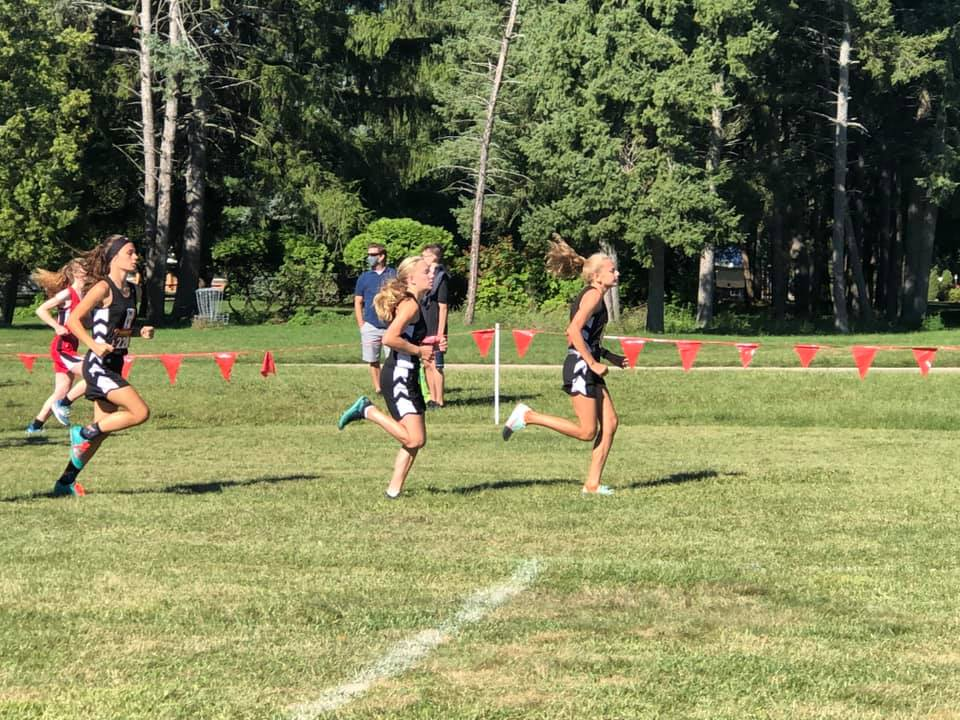 Erika Van Loton Takes First Place at Concordia Cardinal Classic
