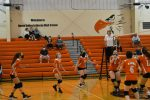 Girls Junior Varsity Volleyball falls to Inter-City Baptist 2 – 1