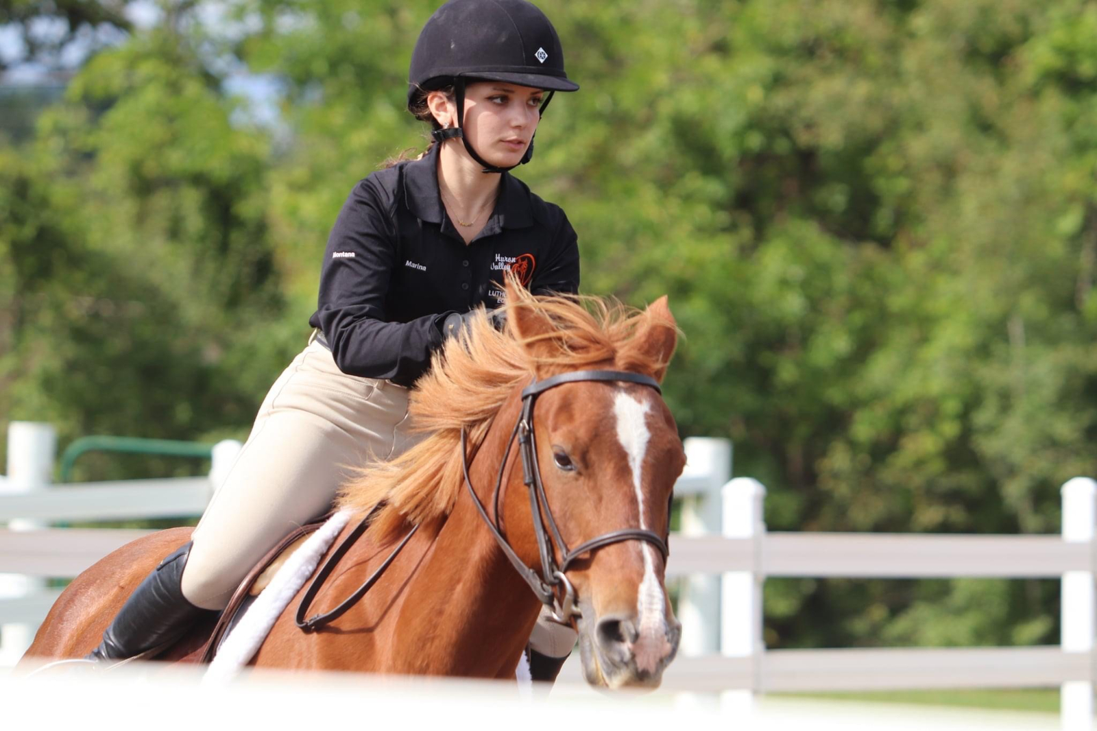HVL Equestrian has Strong Showing in First Meet