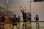 Girls Varsity Volleyball falls to Parkway Christian 3 – 0