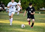 Boys Varsity Soccer falls to Lutheran High School Westland 3 – 1 In First Round of Districts