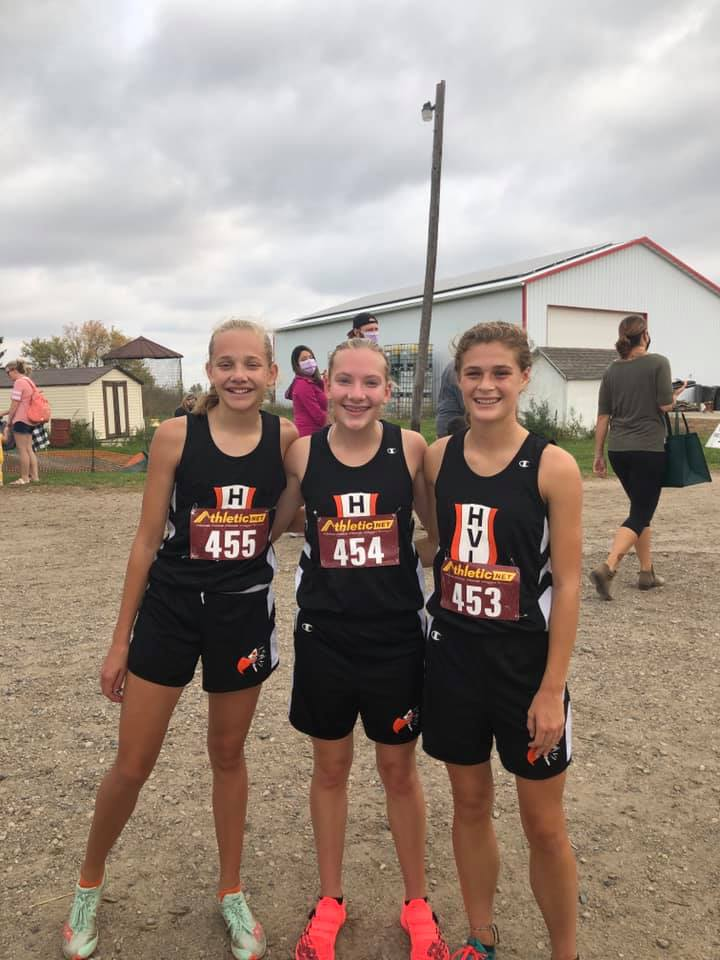 HVL Cross Country Team Finishes Strong at the MIAC Championship