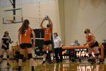 Girls Junior Varsity Volleyball beats Greenhills 2 – 0