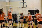 Girls Junior Varsity Volleyball beats Parkway Christian Schools 2 – 0