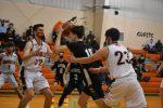 Boys Varsity Basketball falls to Lutheran High-Westland 68 – 59