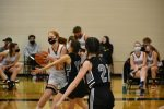 Girls Junior Varsity Basketball beats Lutheran High-Westland 24 – 16