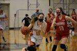 Girls Varsity Basketball falls to Whitmore Lake 45 – 40