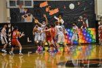 Boys Varsity Basketball falls to Lutheran High School Northwest 44 – 40