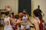 Girls Junior Varsity Basketball falls to Clarenceville 34 – 29