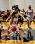 Girls Varsity Basketball beats Clarenceville 37 – 23