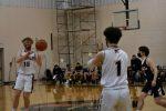 Boys Varsity Basketball falls to Roeper 63 – 38