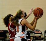 Girls Junior Varsity Basketball beats Clarenceville 30 – 24