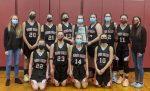 Girls Varsity Basketball beats Clarenceville 42 – 39