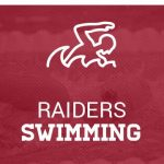 Raider Swimmers finish 3rd and 5th in GCC Championship Meet