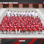Shaker Heights High School Varsity Football beat University School 21-9