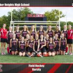 Shaker Heights High School Girls Varsity Field Hockey beat Ottawa Hills High School 5-0