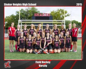 2015 Fall Sports Teams