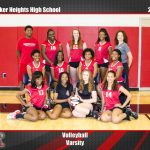 Raider Volleyball Team Opens Home Season