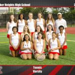 Shaker Heights High School Girls Varsity Tennis beat Strongsville High School 5-0