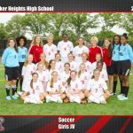 Shaker Heights High School Girls Varsity Soccer beat Valley Forge High School 8-0