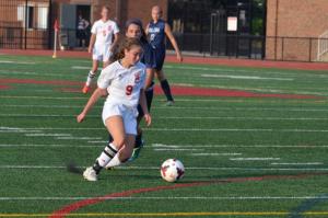 Women's Soccer vs. Solon 9/2/15