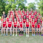 Shaker Heights High School Girls Varsity Cross Country finishes 1st place