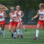 Shaker Heights High School Girls Varsity Field Hockey beat Orange High School 8-0