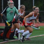 Field Hockey Moves to 8-2 With Win Over Stow 3-1