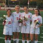 Girls Soccer shuts out Elyria 6-0 on Senior Day