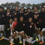 Boys Soccer records Senior Day shutout over Orange 5-0