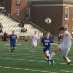 Boys Soccer advances to Districts with win over Madison 8-0