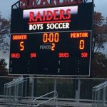 Boys Soccer shuts out Mentor 5-0 and heads to District Final