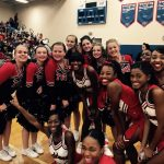 Shaker Cheerleaders take 3rd Place at Lake HS Cheer Competition