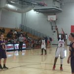 Lady Raiders open basketball season with tough loss vs. Jaguars, 50-40