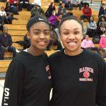 Lady Raiders win on Senior Night, 54-45 over Euclid
