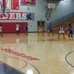 Lady Raiders rout JFK 66-28; advance to Sectional Championship