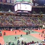 Long, Muhammed advance to final day at State Wrestling