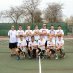 Boys Tennis finishes 2nd in GCC